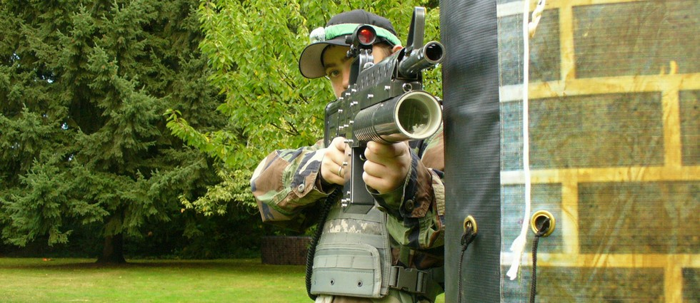 paintball laser tag in dfw